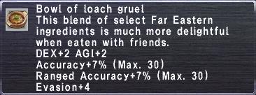 Loach Gruel