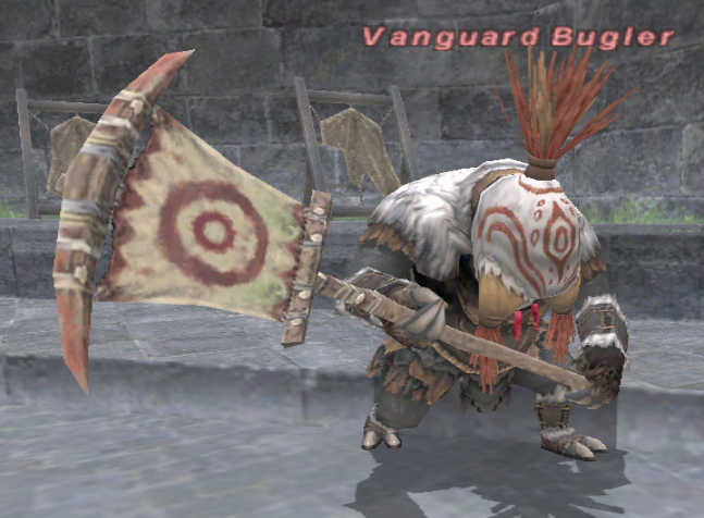Vanguard Bugler