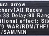 Kabura Arrow