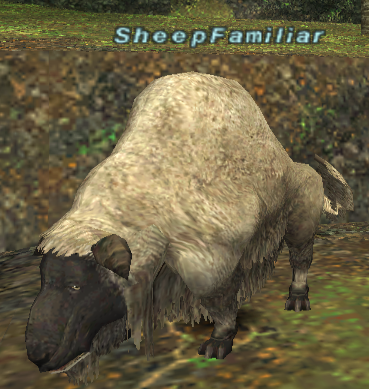 Sheep Familiar