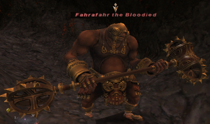 Fahrafahr the Bloodied
