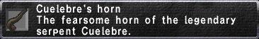 Cuelebre's Horn