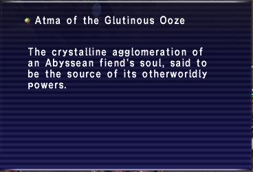 Atma of the Glutinous Ooze