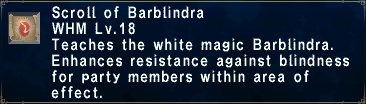 Barblindra
