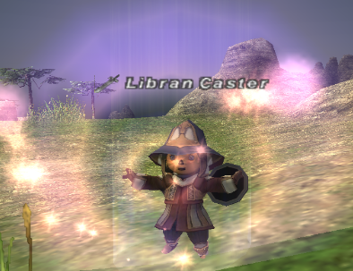 Libran Caster