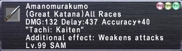 Amanomurakumo (99)