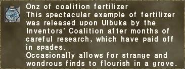Coalition Fertilizer
