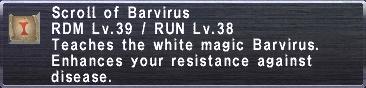 Barvirus