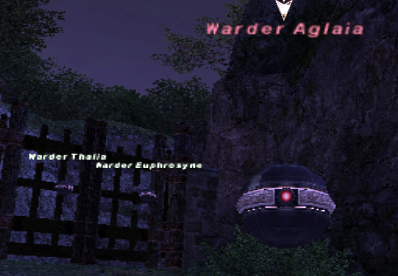 Warder Aglaia