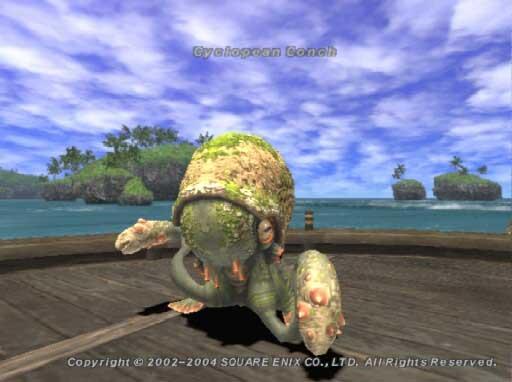 Cyclopean Conch