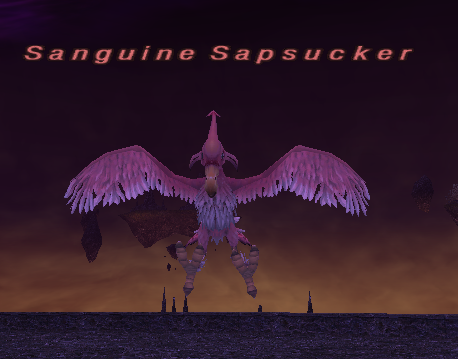 Sanguine Sapsucker