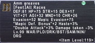 Amm Greaves