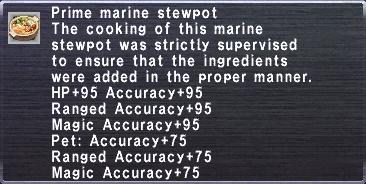 Prime Marine Stewpot