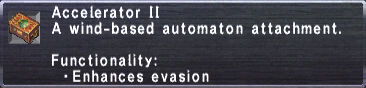 Accelerator II