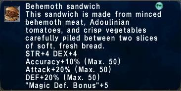 Behemoth Sandwich