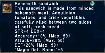 Behemoth Sandwich