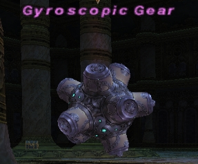 Gyroscopic Gear