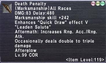 Death Penalty (119-2)