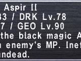 Aspir II