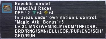 Republic Circlet