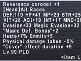 Reverence Coronet +1