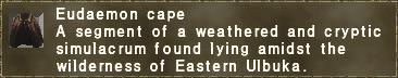 Eudaemon Cape