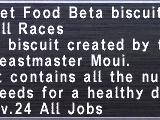 Pet Food Beta