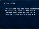 Ivory Key