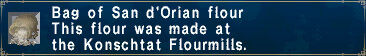 San d'Orian Flour