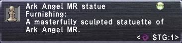 Ark Angel MR Statue