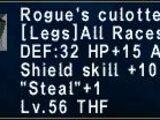 Rogue's Culottes