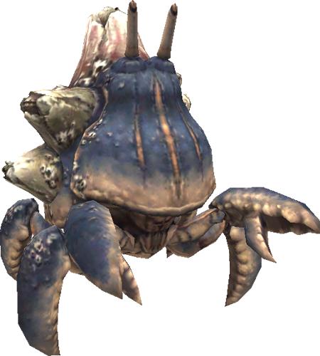 Porter Crab (MON)