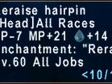 Reraise Hairpin