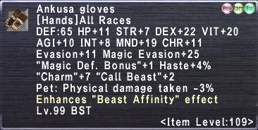 Ankusa Gloves