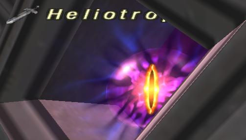 Heliotrope Barrier