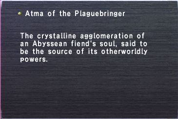 Atma of the Plaguebringer