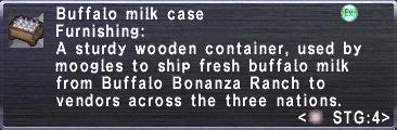 Buffalo Milk Case