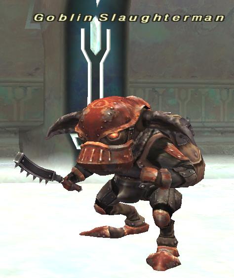 Goblin Slaughterman