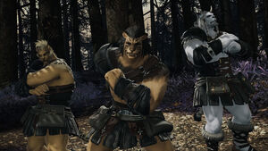 Hrothgar clans