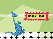 Nose Allison