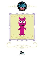 Game Foster s Home for Imaginary Friends Gallery of Imagination online. Play for free-page-001 Berry