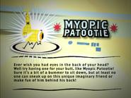 Myopic Patootie info