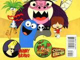 Comic Series