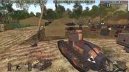 Battlefield1942 BF1942 FHSW Custom Map Battle of Abyssinia 枢軸 200211