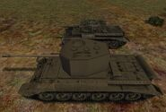 Challenger Cromwell Compared