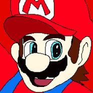 Mario Mugshot