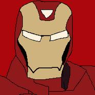 Iron Man Mugshot