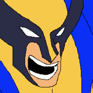 Wolverine Mugshot