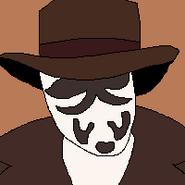 Rorschach Mugshot