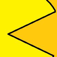 Pac-Man Mugshot